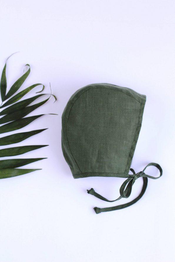 basil-linen-baby-bonnet