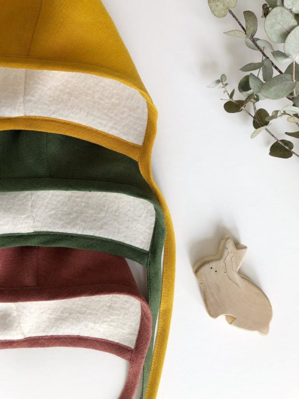 basil-linen-sherpa-lined-baby-bonnet-front