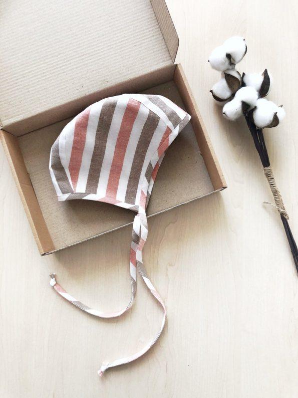 bay-stripe-linen-baby-bonnet-package