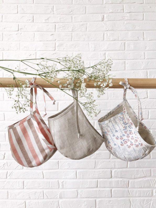 oats-melange-linen-baby-bonnet-side