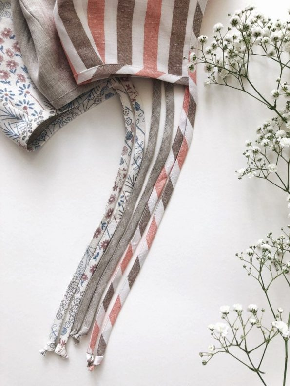 oats-melange-linen-baby-bonnet-stripes