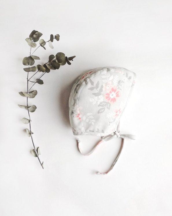 rosebay-floral-cotton-baby-bonnet-front